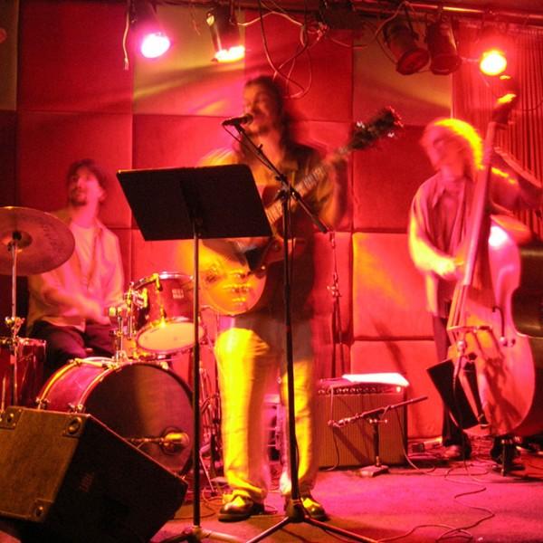 Jade Synstelien Trio feat. Phil Stewart and Ben Meigners